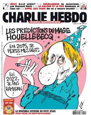 ウェルベック氏の新作『服従』 「テロとの戦争」 「共和国の行進」 1月11日、パリでは大規模なデ