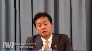 中塚一宏 | IWJ Independent Web...