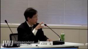 大津留晶 | IWJ Independent Web...