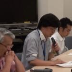 130830_大飯原発破砕帯調査について署名提出と記者会見