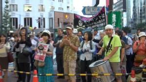 130917_Occupy Monsanto モンサント社前抗議行動