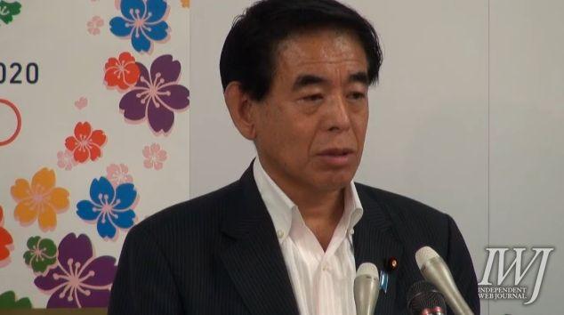 文部科学大臣には、初入閣・松野...