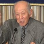 131115_外国特派員協会主催 西山太吉 元毎日新聞政治部記者 記者会見
