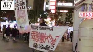 2013/11/22 【福島】原発いらない金曜日 in 郡山
