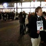 2013/11/22 【愛知】大飯原発・高浜原発再稼働反対!関西電力支社前抗議アクション@名古屋