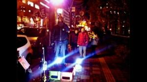 2013/11/22 【北海道】北海道庁北門前反原発抗議行動