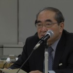 131224_第16回豊洲新市場予定地の土壌汚染対策工事に関する技術会議(冒頭頭撮り)とその後の記者会見
