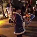 2013/12/13 【大阪】関西電力本店前抗議
