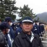 2013/12/15 【京都】京丹後市・経ヶ岬に米軍基地はいりません 平和の叫び&人間のくさり