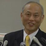 140114_東京都知事選挙 舛添要一候補 記者会見