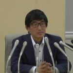 140117_東京都知事選挙 ひめじけんじ候補 記者対応