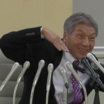 140117_東京都知事選挙 マック赤坂候補 記者会見