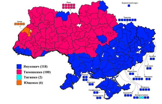 ウクライナ地図 【IWJブログ】分裂するウクライナ ——親ロシア派、親欧米派、そして第三の勢力