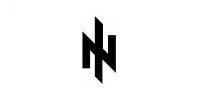 ▲スヴォボダ前身の「ウクライナ社会国家党」のロゴ