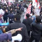 140316_池袋での排外デモとそれに対する抗議 須原カメラ