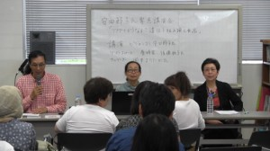140607_安田節子氏緊急講演「TPPでどうなる?遺伝子組み換え食品」