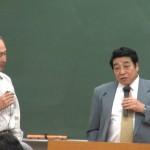 """140712_一橋大学社会学部「人間環境論」公開講演会  """"放射線健康被害を含めた日本人の健康をどう守るか"""