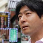140829_1部_岩上安身による『九月、東京の路上で』著者・加藤直樹氏インタビュー