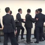 141020_【大阪】橋下徹・大阪市長と在特会・桜井誠会長 意見交換