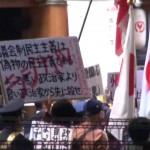 141025_【東京】東京での排外デモとそれに対する抗議