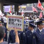 141102_【東京】神田での排外デモとそれに対する抗議