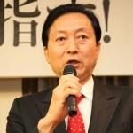▲安倍政権の最大失政は「世界での孤立化」だという鳩山元総理