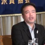 150122_日本外国特派員協会主催 ジャーナリスト・常岡浩介氏 記者会見
