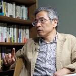 150427_eye西谷修・立教大学大学院特任教授インタビュー