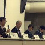 150408_eyeシンポジウム 日本の排出削減目標議論の行方