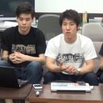 150617_【京都】SEALDs KANSAI 【6.21 戦争立法に反対する学生デモ】に関する記者会見