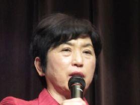 福島みずほ参議院議員