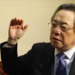 150716_岩上安身による慶応義塾大学・小林節名誉教授インタビュー
