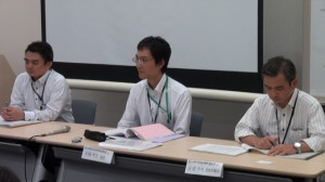 150826_川内原発1号炉の停止を求める署名提出・政府交渉