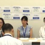 安保法制に反対する海外在住者関係者の会(OVERSEAS)記者会見