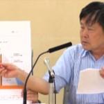 150811_豊洲市場用地での汚染未調査問題に関する記者会見_1