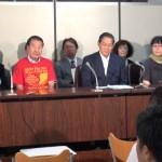 150821_TPP交渉差止・違憲訴訟 第二次提訴後の記者会見_1
