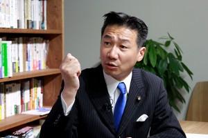 民主党・福山哲郎参院議員