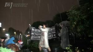 再稼働反対! 首相官邸前抗議