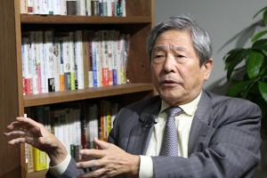 矢吹晋・横浜市立大名誉教授