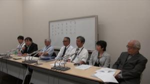 「特定失踪者 北朝鮮人権ネットワーク」正式発足についての記者会見