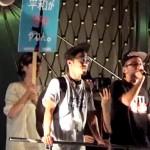 SEALDs KANSAI 戦争法案に反対する金曜街宣アピール
