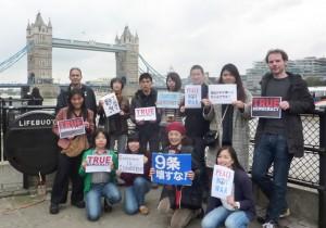 安保法制成立後の日本社会とどう向き合っていくか:イギリス在住者による交流会