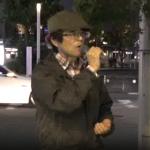 辺野古工事強行抗議緊急街宣