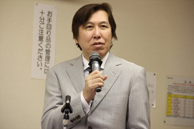 ▲弁護士の紀藤正樹氏