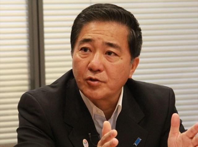 民主党・長島昭久衆議院議員