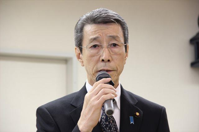 ▲豊橋市議会議員の寺本ひろゆき氏