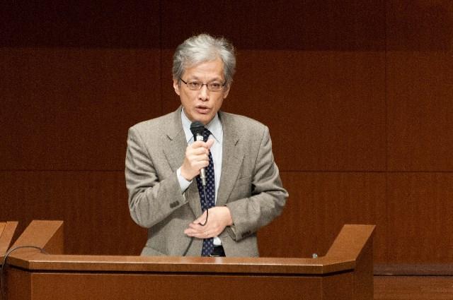 山口二郎・法政大学教授