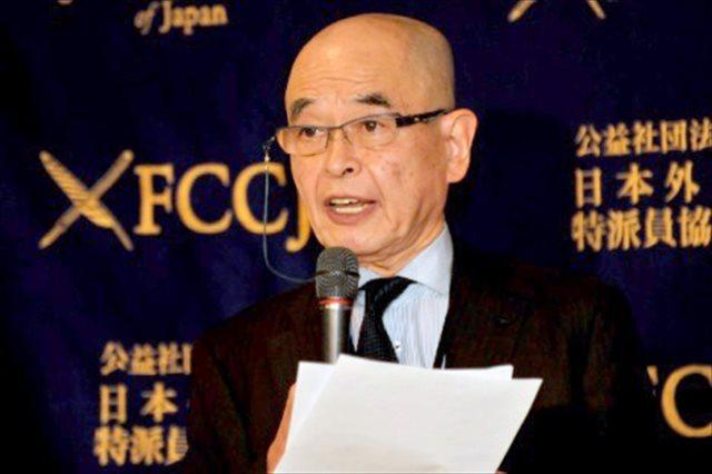 ▲橋本晃和・桜美林大学大学院特任教授