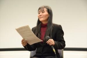 ↑国連に働きかけを行ってきた、藤田早苗氏(イギリス エセックス大学人権センターフェロー)