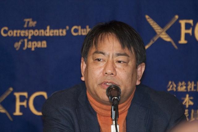 ▲立教大学准教授・砂川浩慶氏